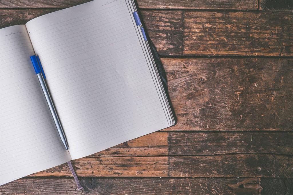 Dankbarkeit Journal