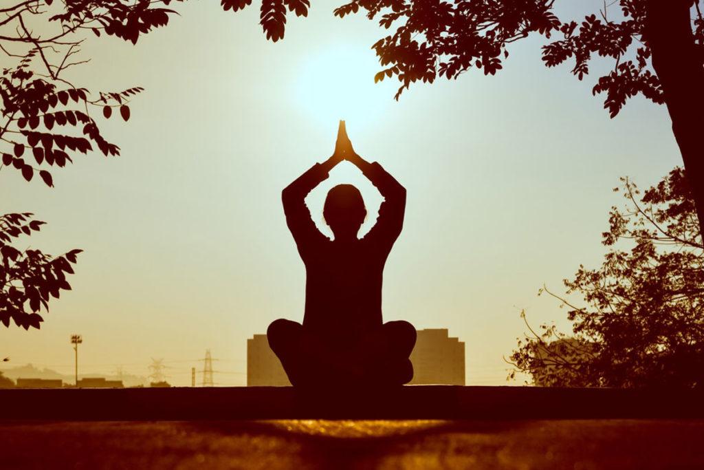 Konzentration steigern Meditation