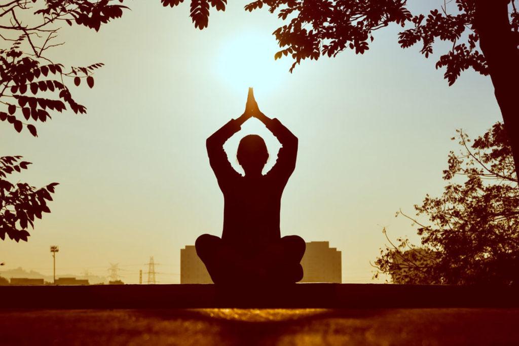 Persönlichkeitsentwicklung Meditation