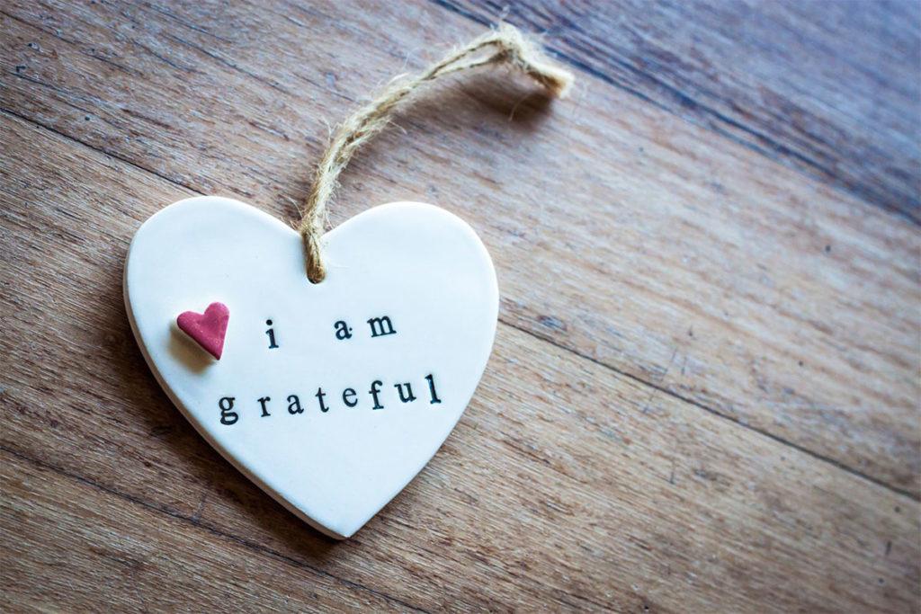 Unzufriedenheit Dankbarkeit