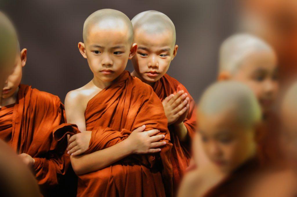 Unzufriedenheit Meditation