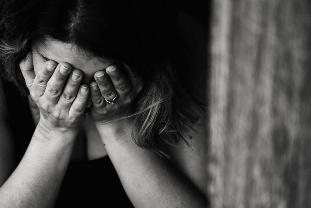verzeihen lernen traurig